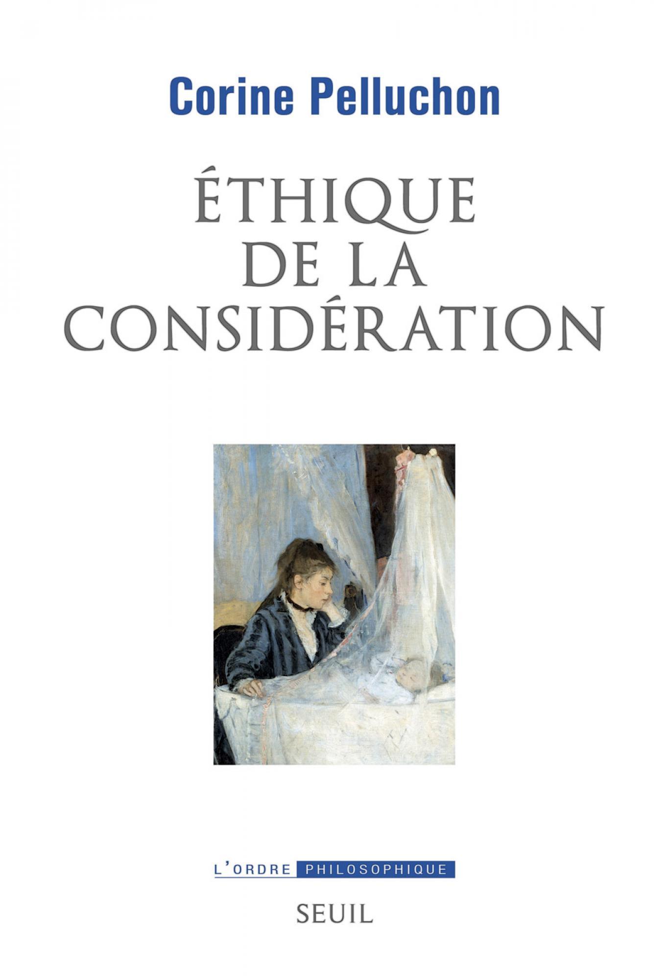 C. Pelluchon, Éthique de la considération