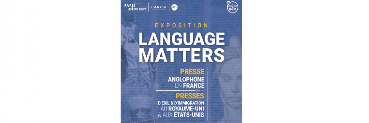 Les Anglais et les Américains en France : histoire, vie sociale et publications (Paris)