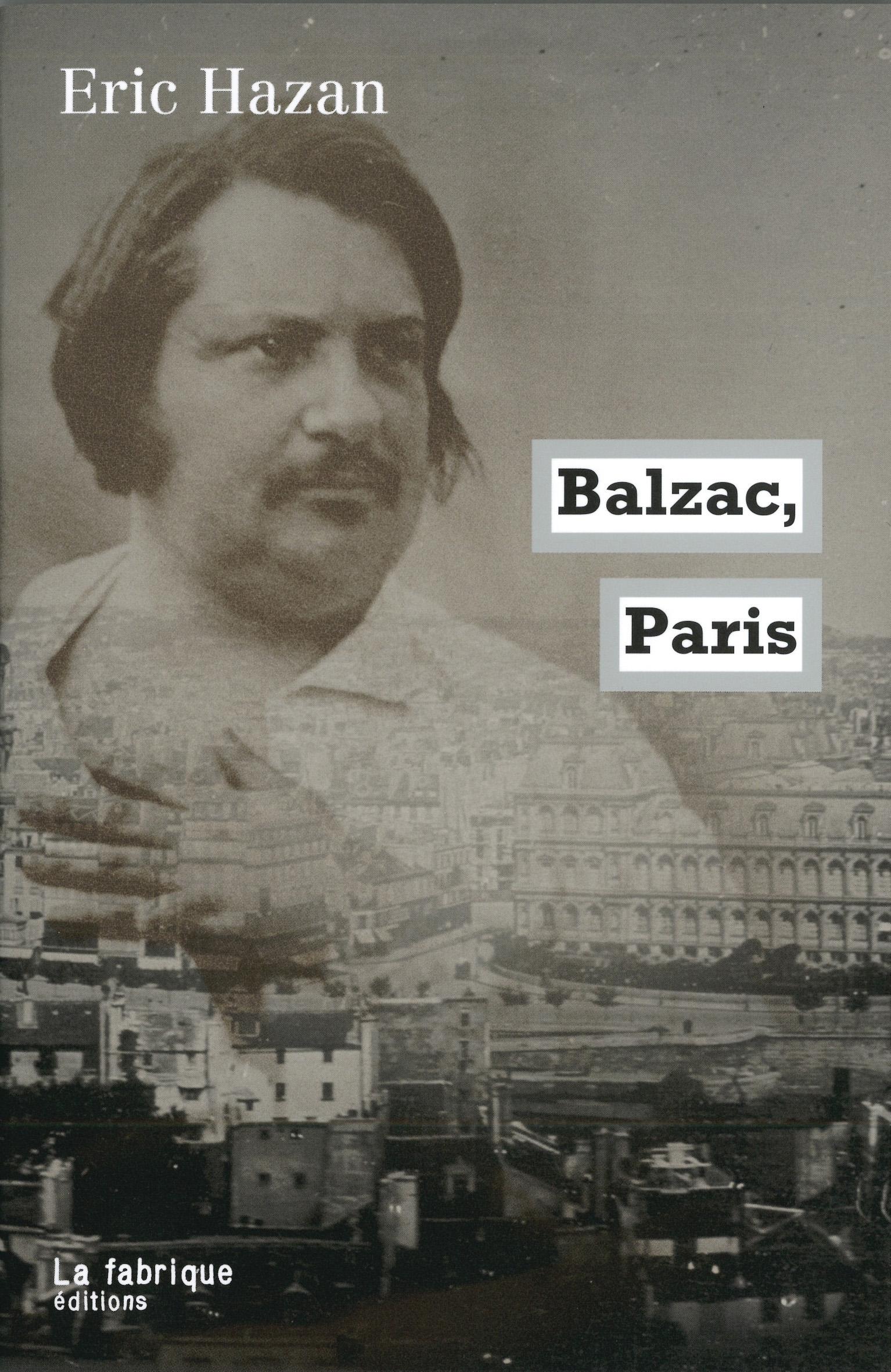 É. Hazan, Balzac Paris