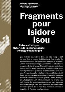 F. Coadou (dir.) Fragments pour Isidore Isou