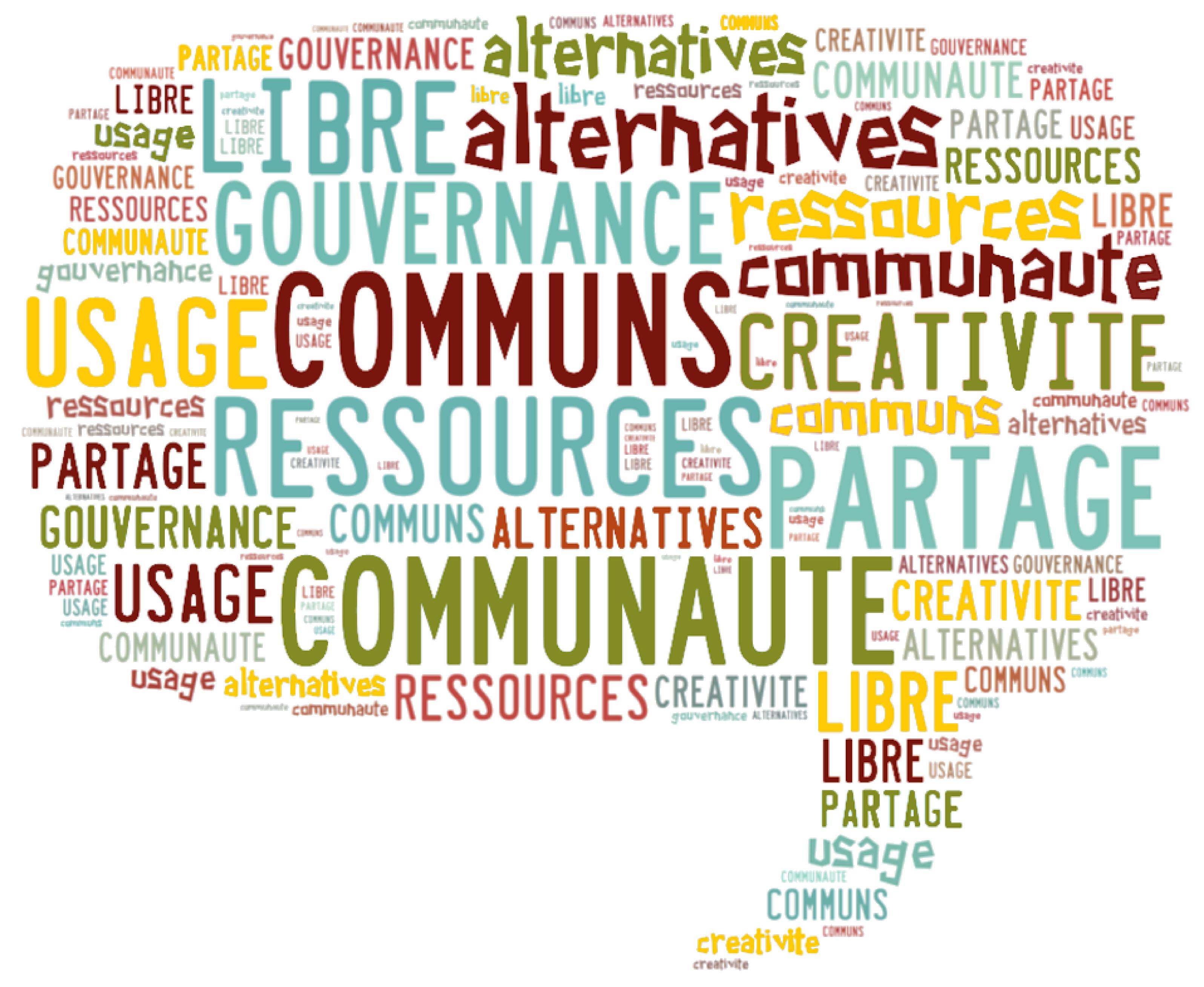 <em>Communitas</em> : Les mots du commun et de la Communauté