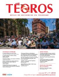 <em>Téoros - Revue de recherche tourisme</em>, n° 37, <em>Le Tourisme littéraire </em>(dir. M. Fournier et P.-M. Le Bel)