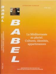 Babel, Littératures plurielles n°36 :