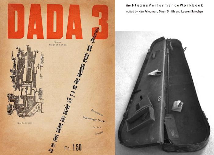 Les archives de Dada et de Fluxus disponibles en ligne (Actualitte.com)