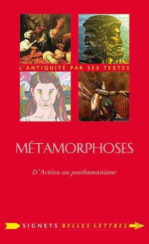 B. Cerquiglini, Métamorphoses – D'Actéon au posthumanisme