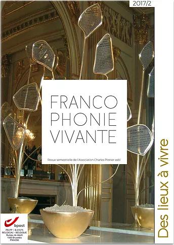 Francophonie vivante,2-2018,