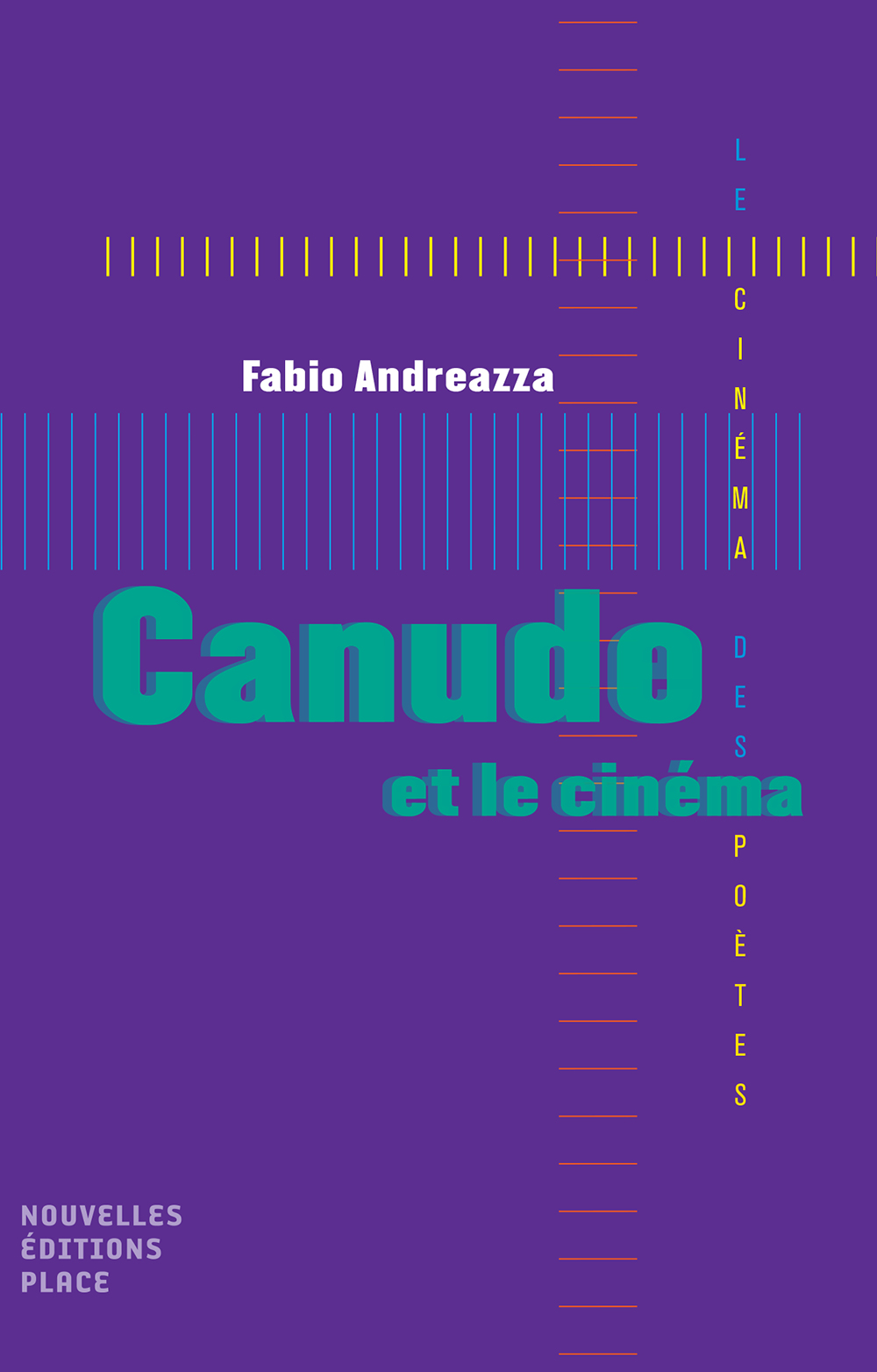 F. Andreazza, Canudo et le cinéma