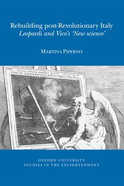 M. Piperno, Rebuilding post-Revolutionary Italy: Leopardi and Vico's 'New science'