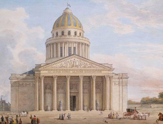 Trois écrivaines au Panthéon
