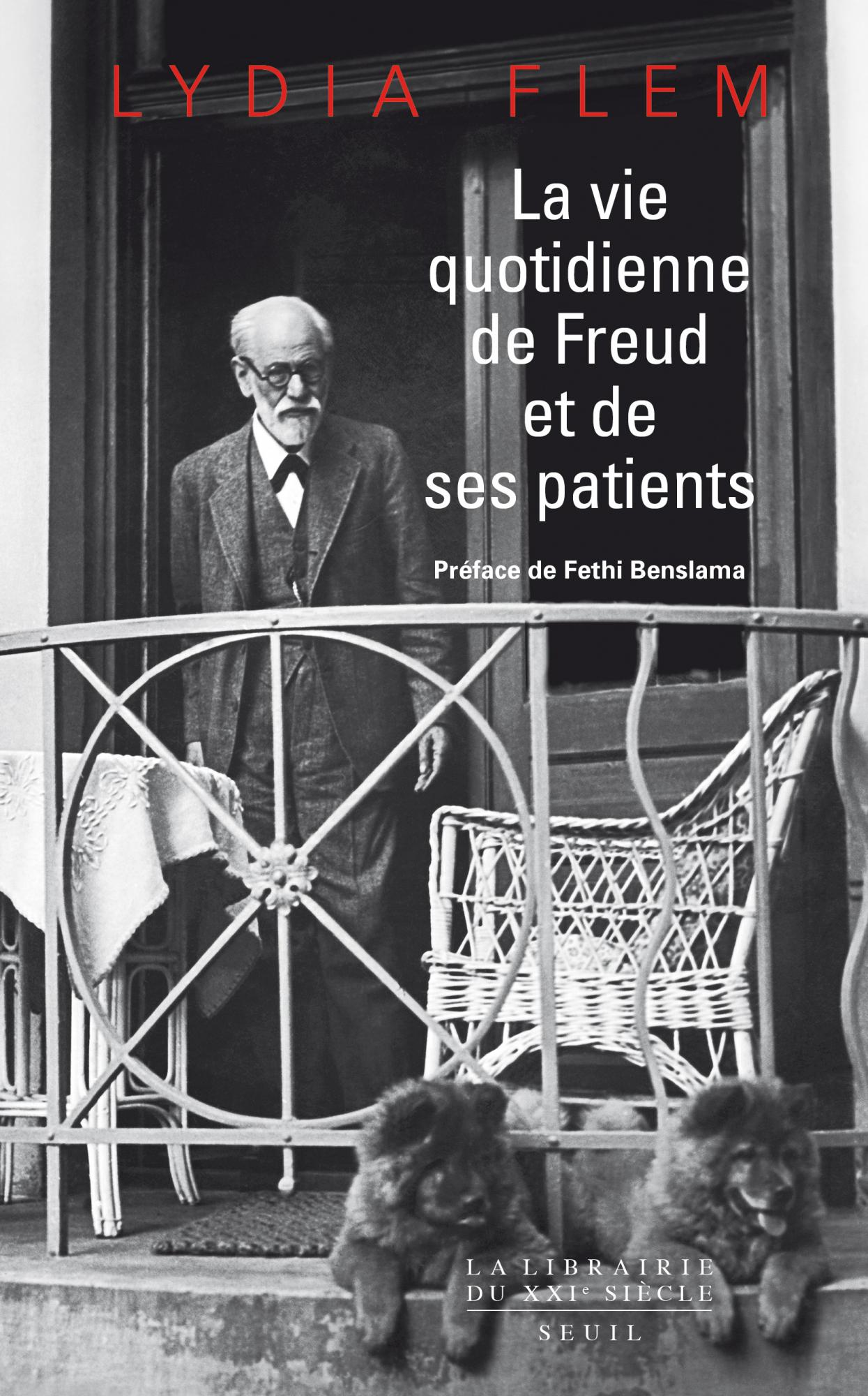 L. Flem, La vie quotidienne de Freud et de ses patients (rééd.)
