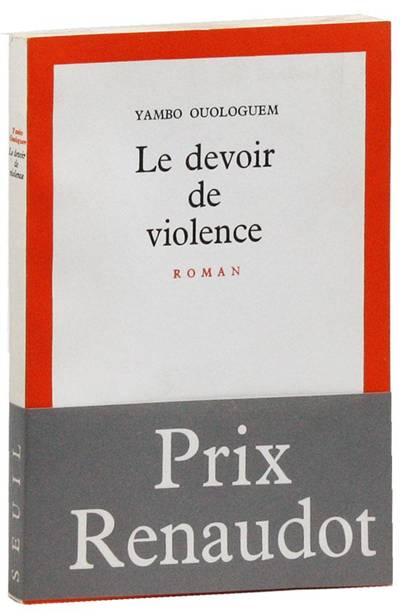 1968-2018. L'œuvre de Yambo Ouologuem, un carrefour d'écriture ? (Lausanne)