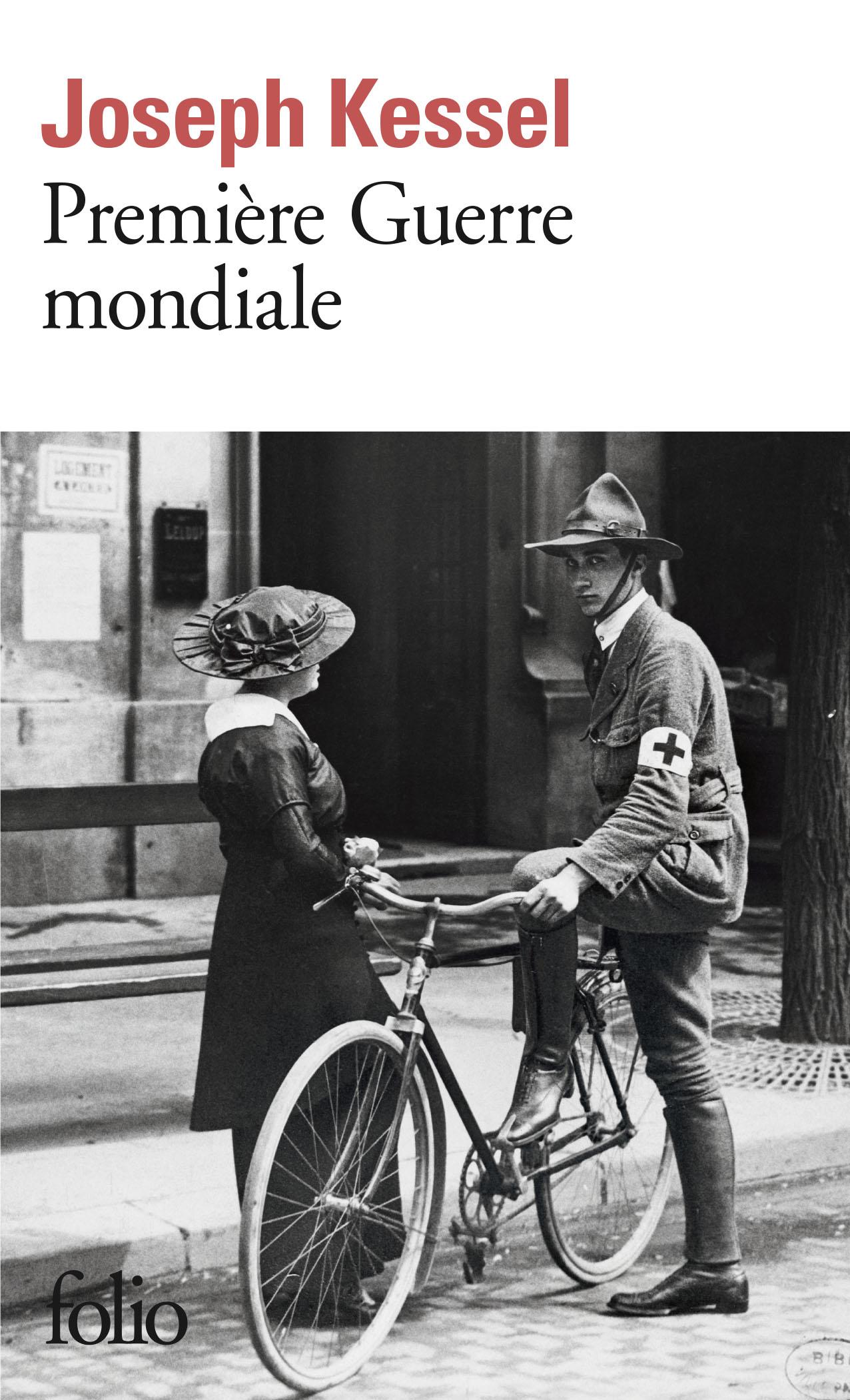 J. Kessel, Première Guerre mondiale