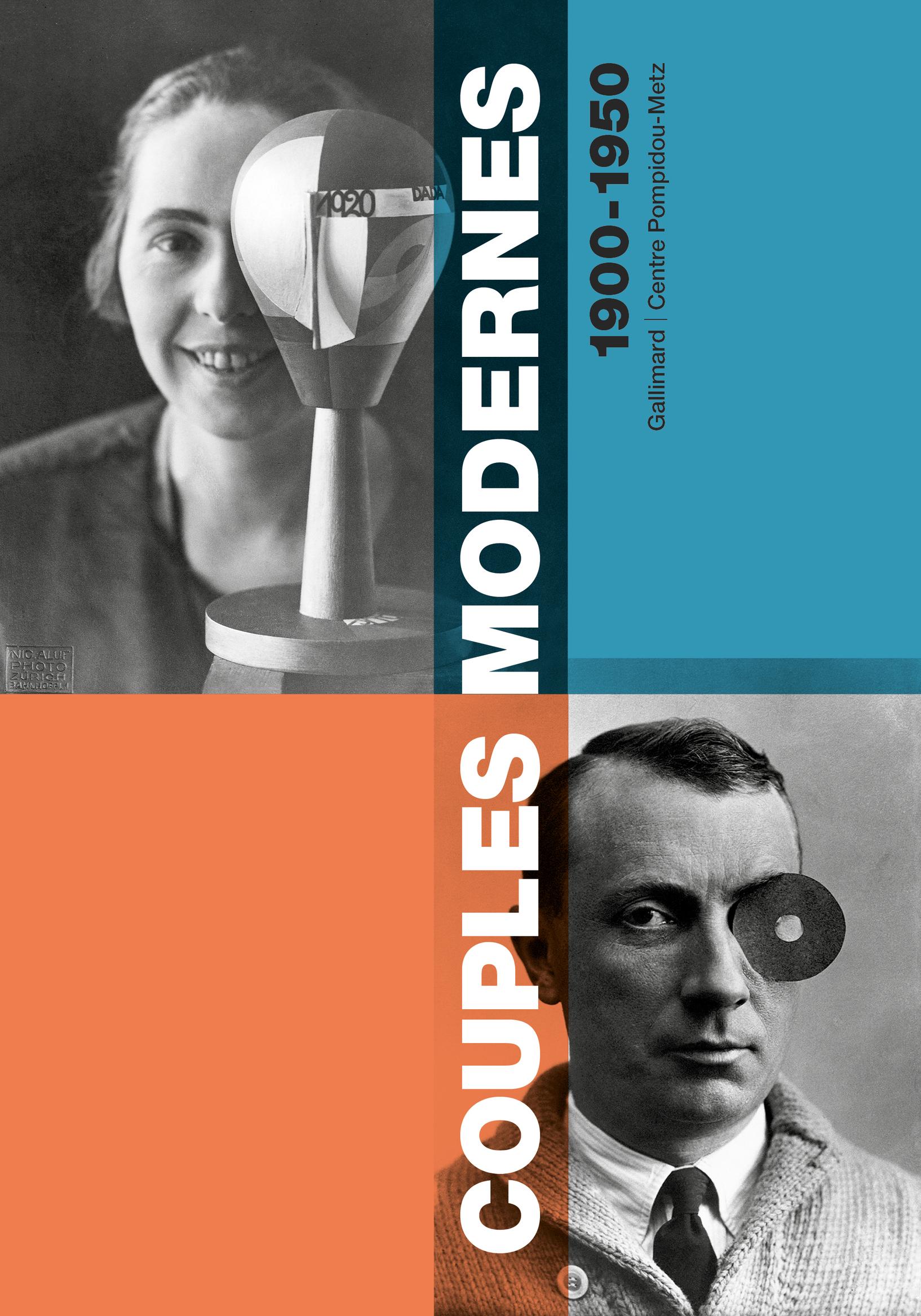 E. Lavigne (dir.), Couples modernes. Dictionnaire des couples d'artistes de la fin du XIXᵉ à la première moitié du XXᵉ s.