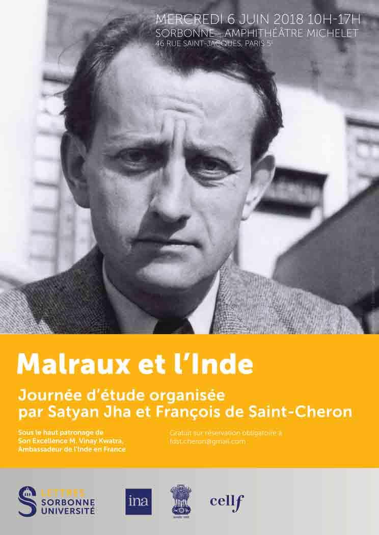 Malraux et l'Inde (Paris Sorbonne)