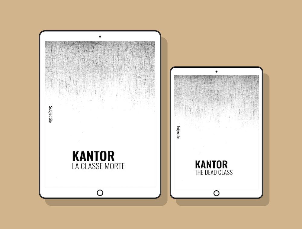 M-T. Vido-Rzewuska (éd.) : Kantor, La Classe morte