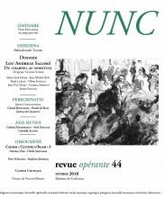 Nunc, n° 44 :