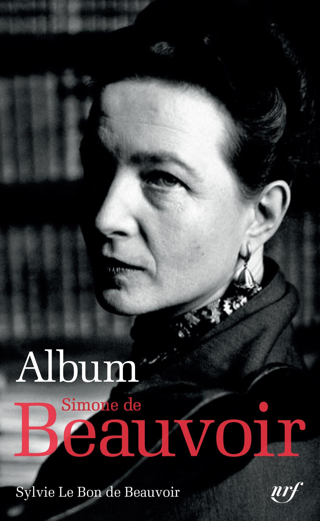 S. Le Bon de Beauvoir, Album Simone de Beauvoir (Biblioth. de la Pléiade)