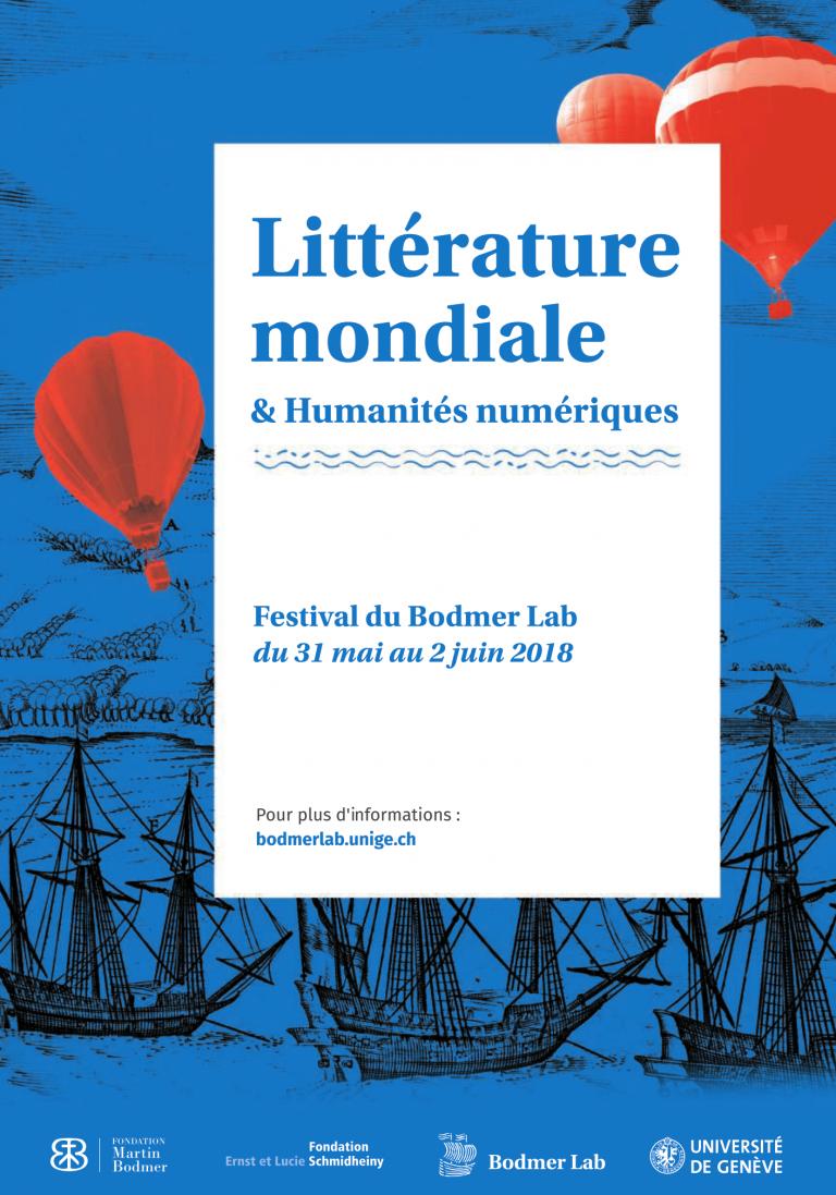 Festival du Bodmer Lab (Genève)