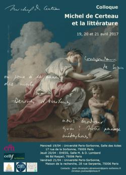 Michel de Certeau et la littérature