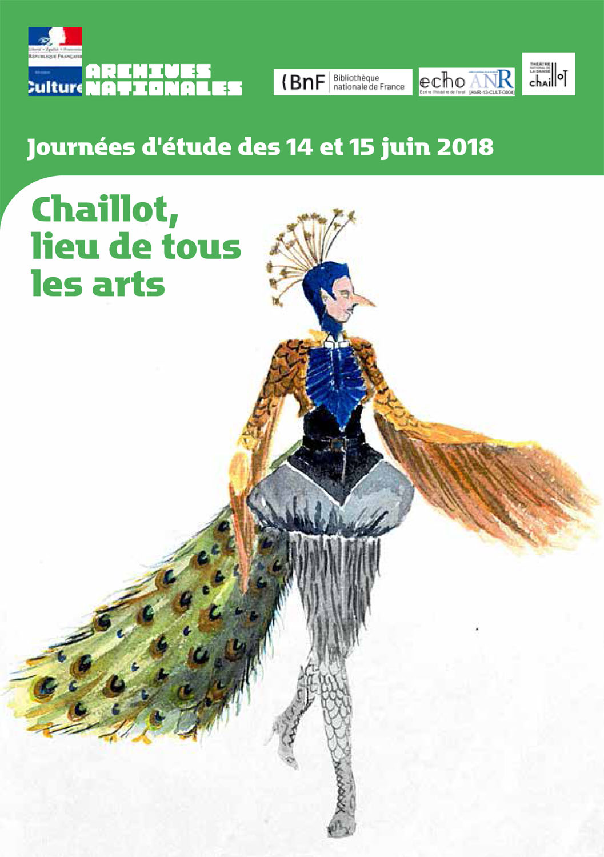 Chaillot, lieu de tous les arts (Paris)