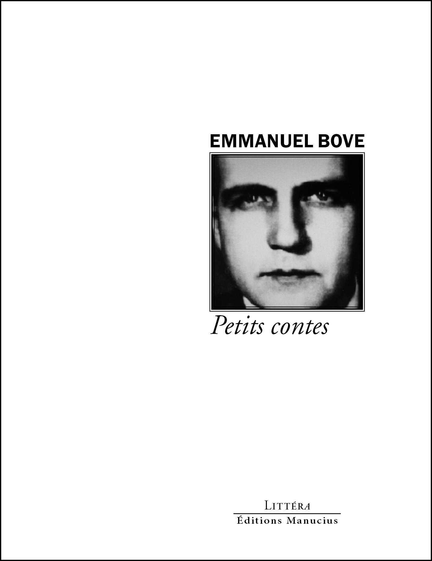 E. Bove, Petits contes