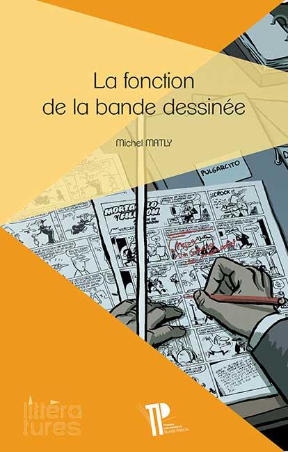 M. Matly, La Fonction de la bande dessinée