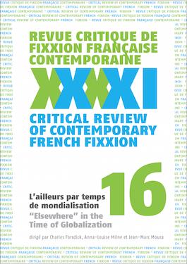 <em>Fixxion</em>, n° 16 :