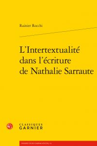 R. Rainer, L'Intertextualité dans l'écriture de Nathalie Sarraute