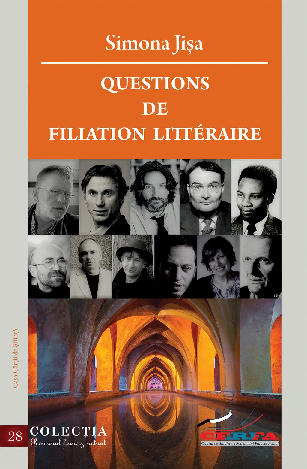 S. Jișa, Questions de filiation littéraire
