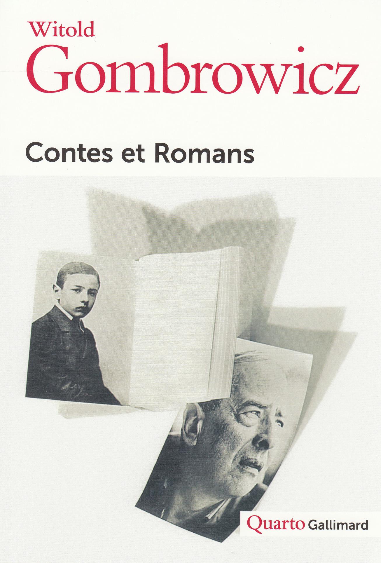 W. Gombrovicz, Contes et Romans (coll. Quarto)
