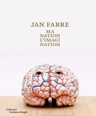 J. Fabre, Ma nation : l'imagination (Livre d'art)