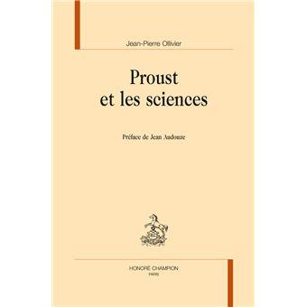 J-P. Ollivier, Proust et les sciences