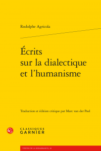 R. Agricola, Écrits sur la dialectique et l'humanisme