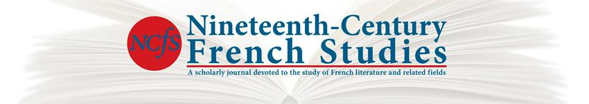 <em>Nineteenth-Century French Studies</em> Sourcebook for the 2019 Agrégation de lettres modernes
