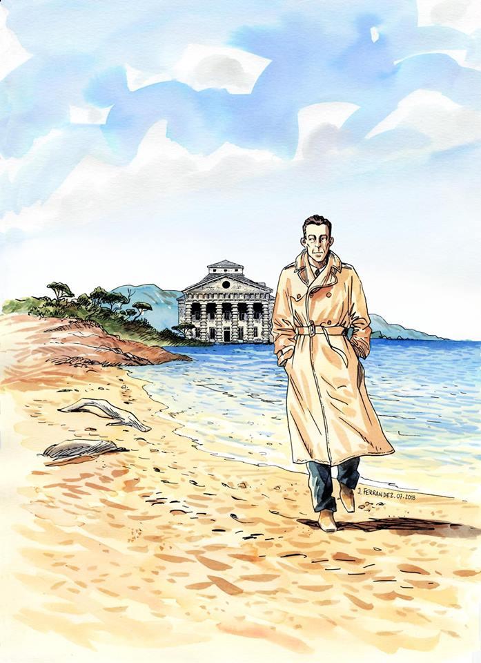 Camus et la poésie (La Saline royale d'Arc-et-Senans, France)