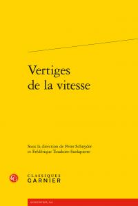 P. Schnyder, F. Toudoire-Surlapierre (dir.), Vertiges de la vitesse