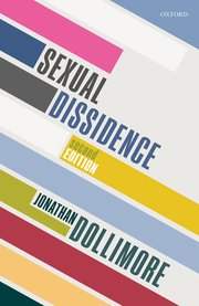 J. Dollimore, Sexual Dissidence (new ed.)