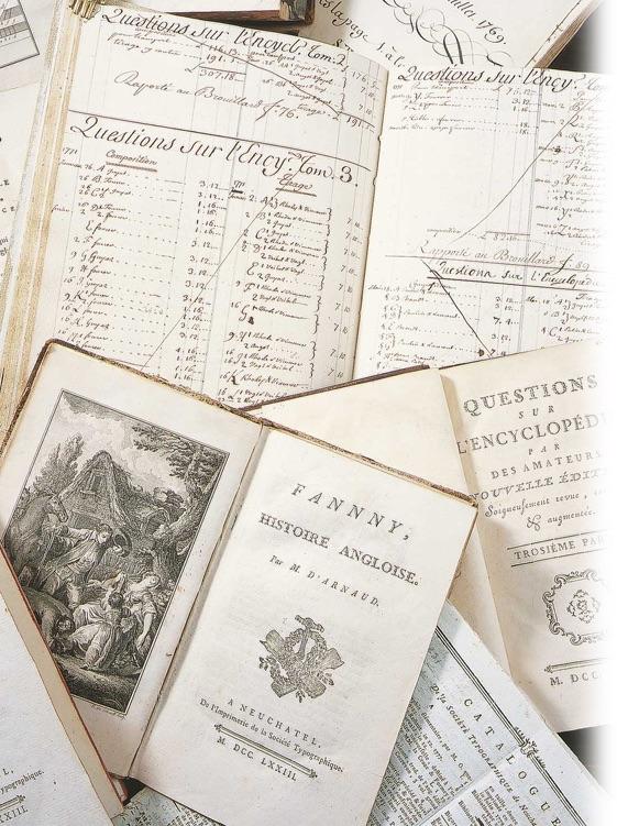 Histoire de l'édition et du marché du livre avant la révolution française, par R. Darnton (Actualitte.com)
