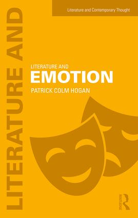 P. Colm Hogan, Literature and Emotion