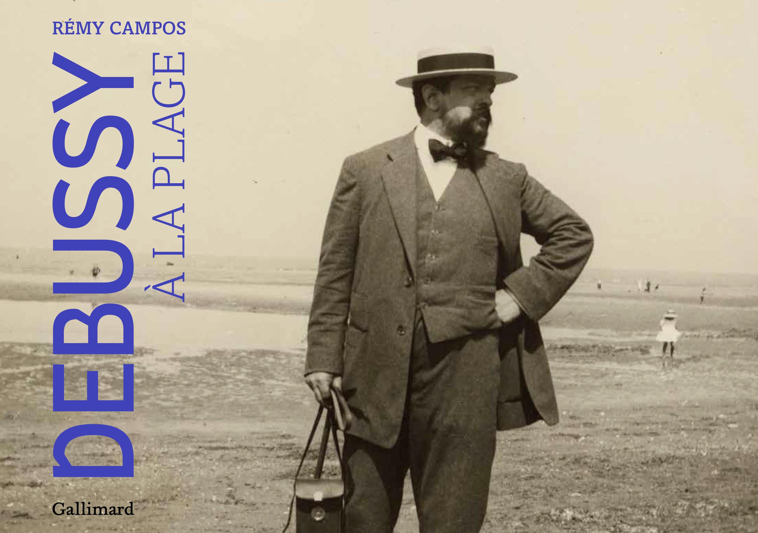 R. Campos, Debussy à la plage