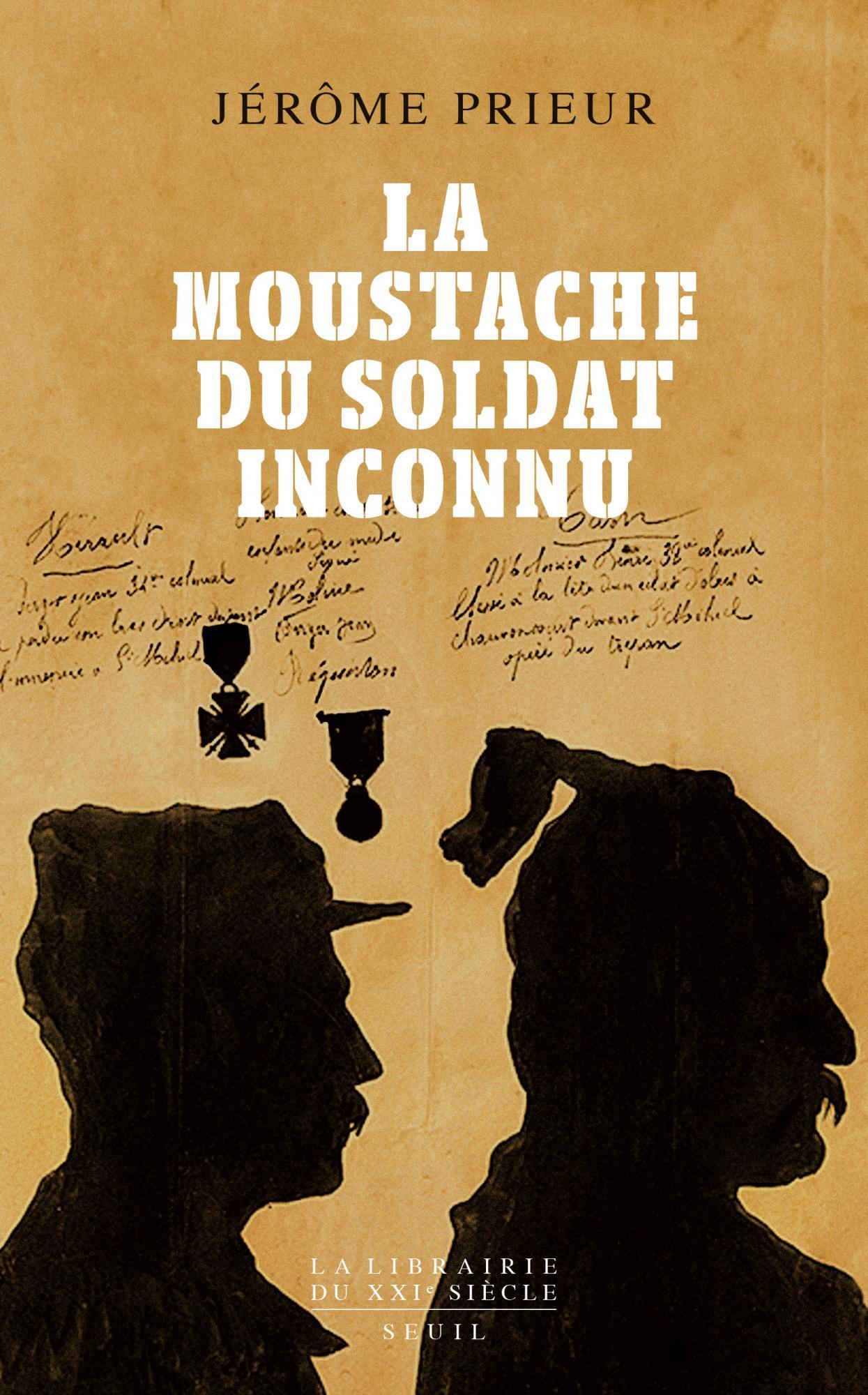 J. Prieur, La moustache du soldat inconnu