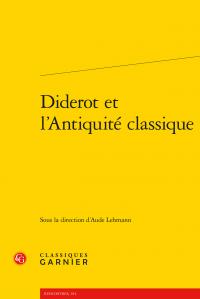 A. Lehmann (dir.), Diderot et l'Antiquité classique