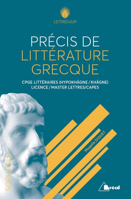 M. Diguet, Précis de littérature grecque