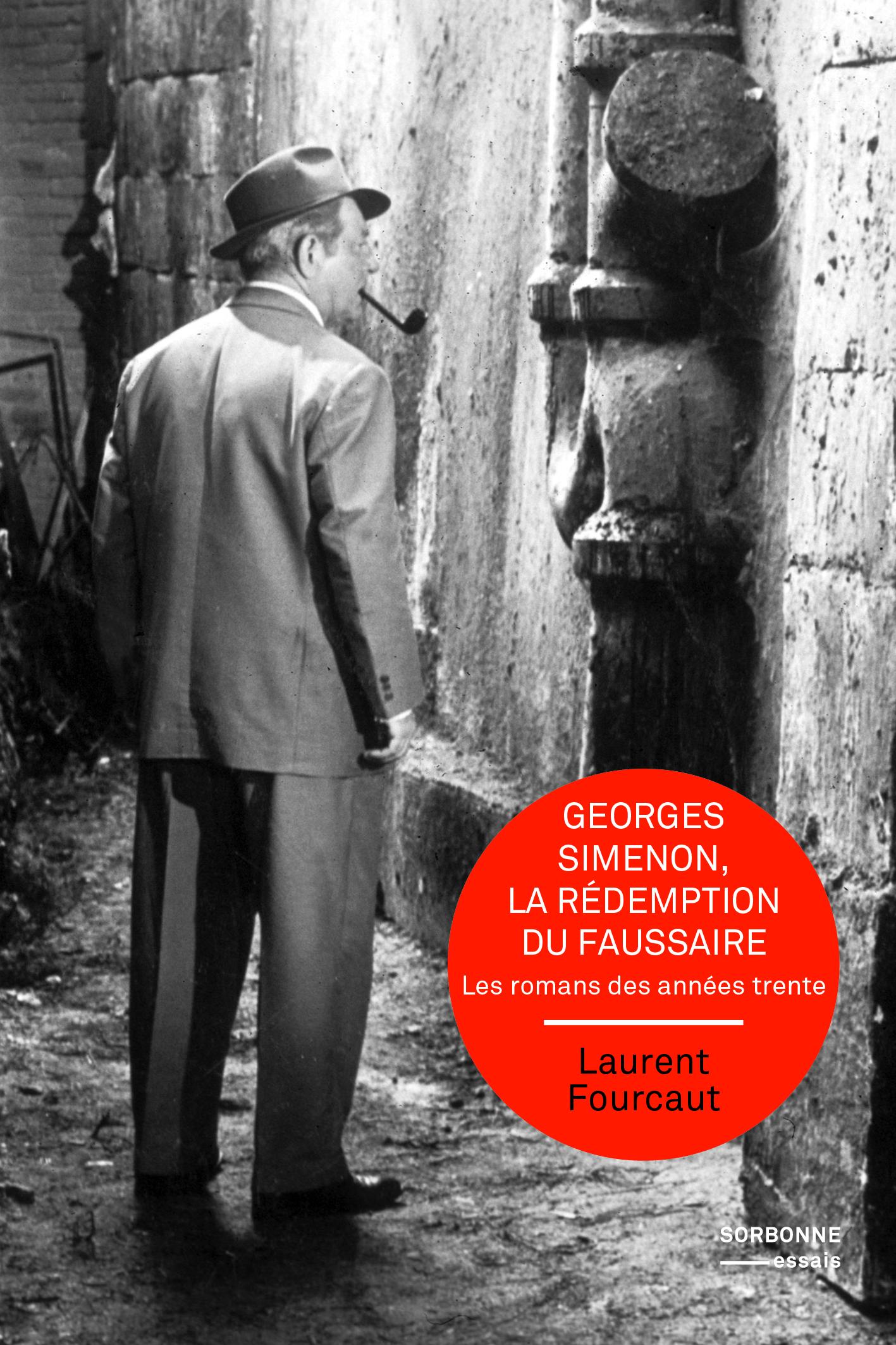 L. Fourcaut, Georges Simenon. La rédemption du faussaire