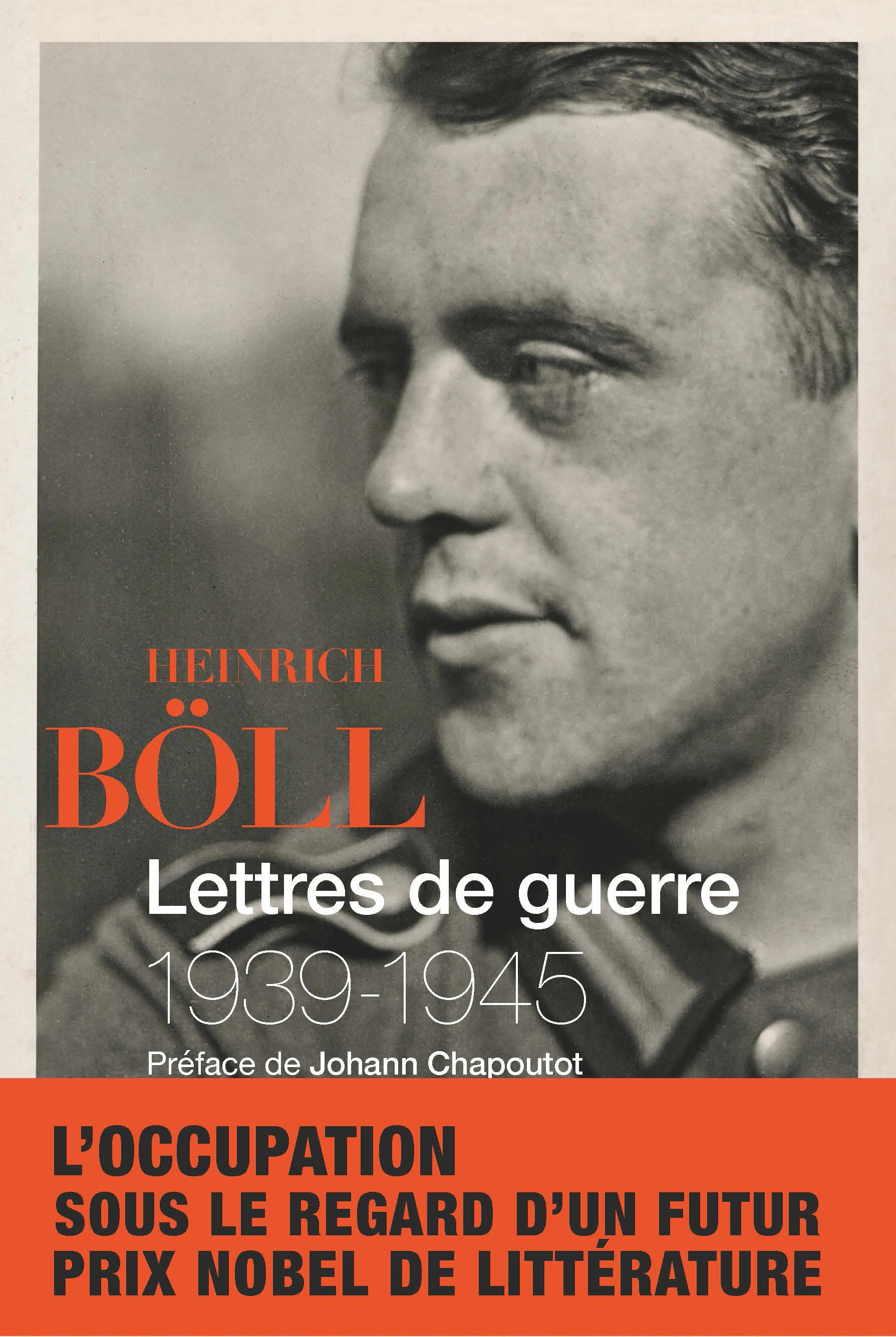 H. Böll, Lettres de guerre - 1939-1945