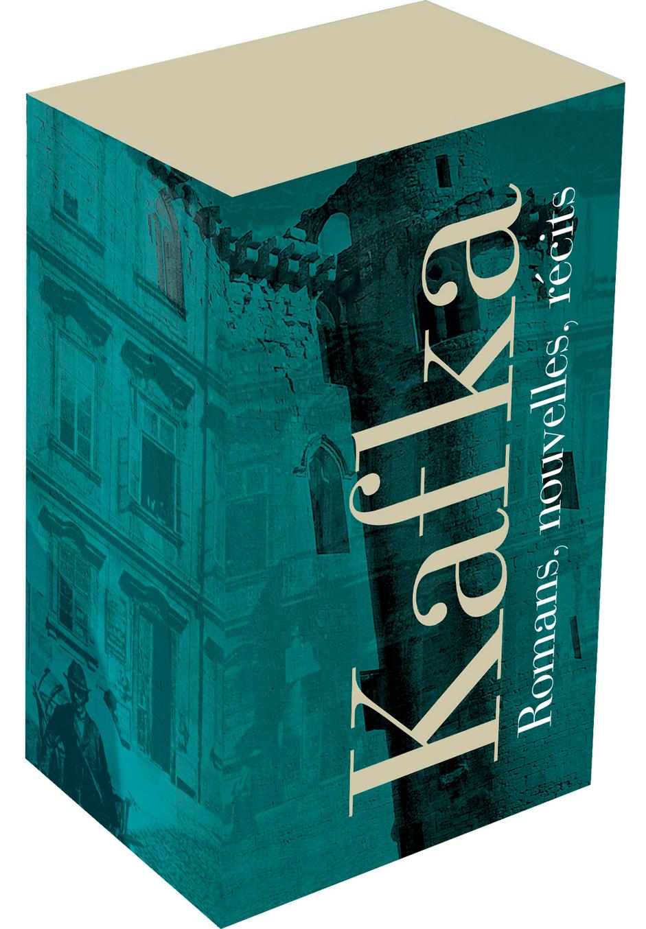 Kafka, Œuvres complètes, t. I & II (Biblioth. de la Pléiade)