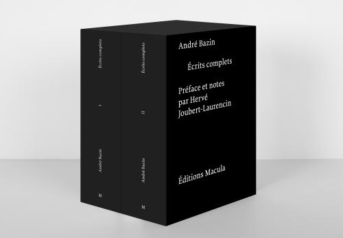 A. Bazin, Écrits complets