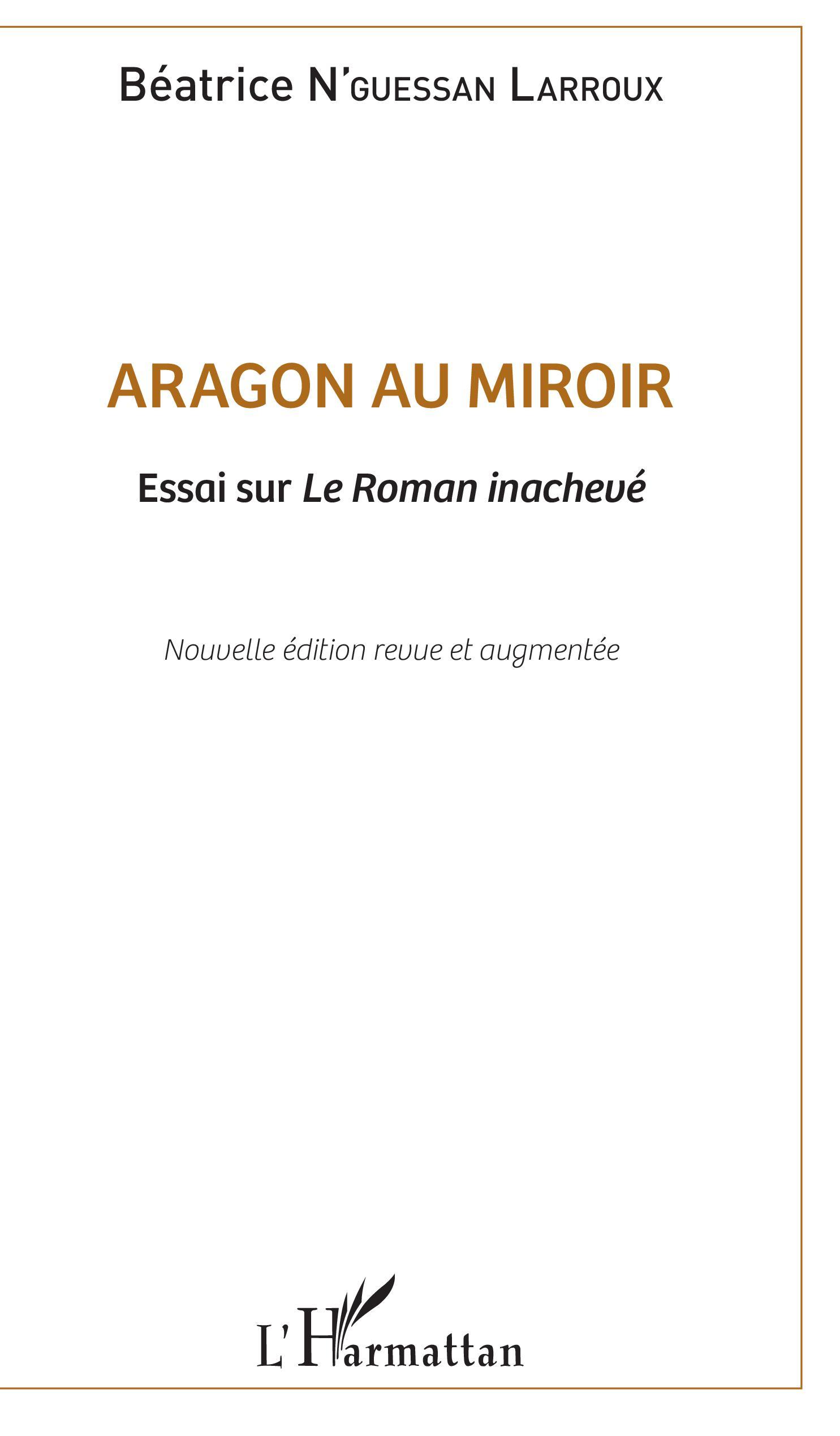B. N'Guessan Larroux,Aragon au miroir