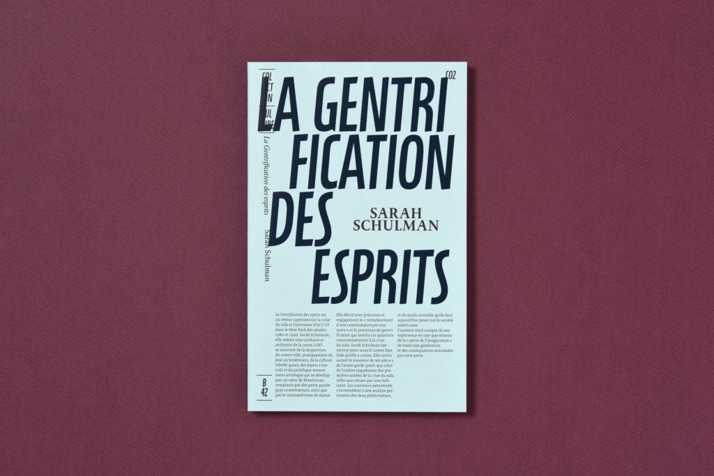 S. Schulman, <em>La gentrification des esprits</em>