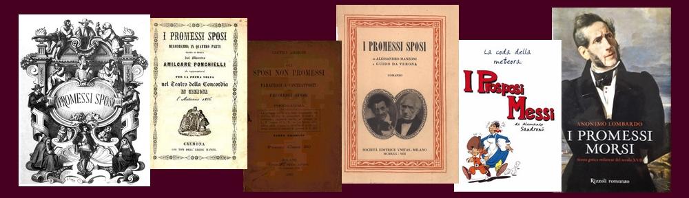 Les Fiancés détournés. Transpositions, parodies et déformations des Fiancés de Manzoni du XIXe s. à nos jours (Paris)